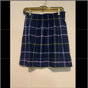 J Crew skirt with pockets